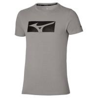 Athletic Rb Tee Erkek T-Shirt Gri - Thumbnail