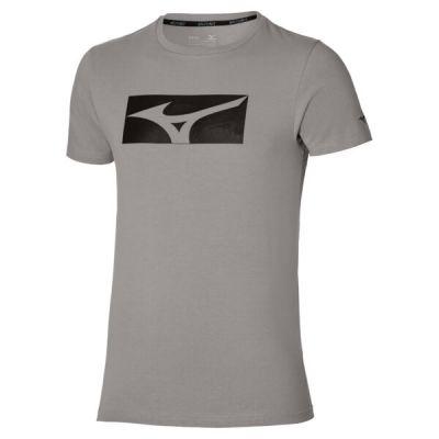 Athletic Rb Tee Erkek T-Shirt Gri