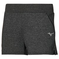 Athletic Short Pant Kadın Eşofman Altı Koyu Gri - Thumbnail