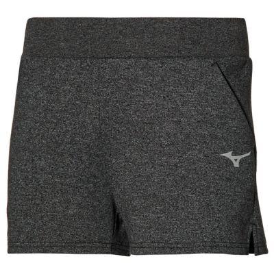 Athletic Short Pant Kadın Eşofman Altı Koyu Gri
