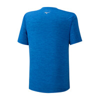 Mizuno Core Graphic Rb Tee Erkek T-Shirt Mavi - Thumbnail