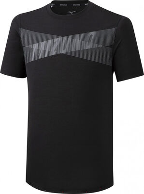 Core Graphic Tee Unisex T-Shirt Siyah