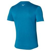 Core Graphic Tee Erkek T-Shirt Mavi - Thumbnail