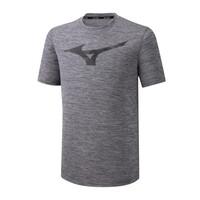 Core Rb Graphic Tee Erkek T-Shirt Gri - Thumbnail