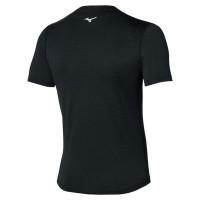 Core Rb Tee Erkek T-Shirt Siyah/Kırmızı - Thumbnail