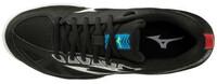 Mizuno Cyclone Speed 2 Jr Çocuk Voleybol Ayakkabısı Siyah - Thumbnail
