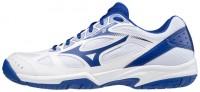 Cyclone Speed 2 Unisex Voleybol Ayakkabısı Beyaz / Mavi - Thumbnail