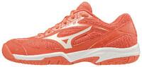 Mizuno Cyclone Speed 2 Kadın Voleybol Ayakkabısı Pembe - Thumbnail