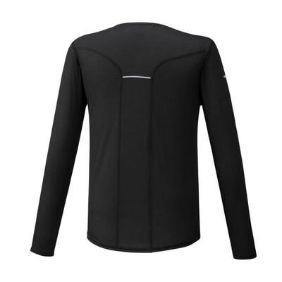 Dryaeroflow Ls Hz Erkek T-Shirt Siyah