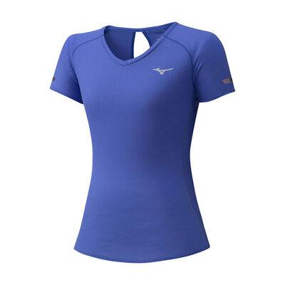 Dryaeroflow Tee Kadın T-shirt Mavi