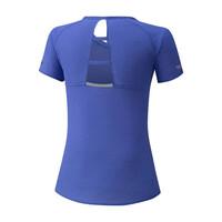 Dryaeroflow Tee Kadın T-shirt Mavi - Thumbnail