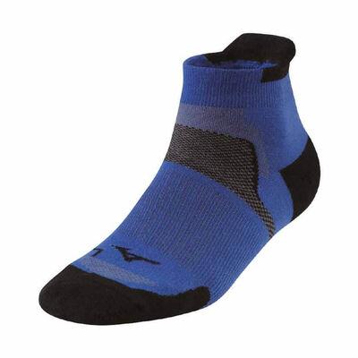 Mizuno Drylite Race Low Unisex Çorap Mor/Siyah