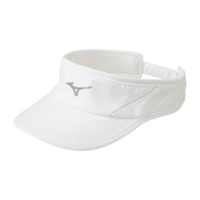 Mizuno Drylite Visor Şapka Beyaz