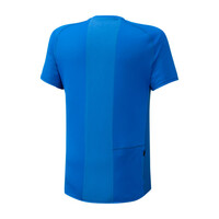 Mizuno Er Trail Hz Tee Erkek T-Shirt Mavi - Thumbnail