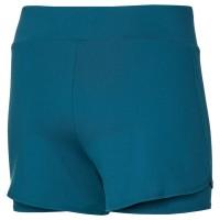 Flex Short Kadın Şort Mavi - Thumbnail
