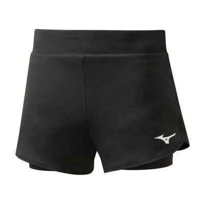Mizuno Flex Shorts Kadın Şort Siyah