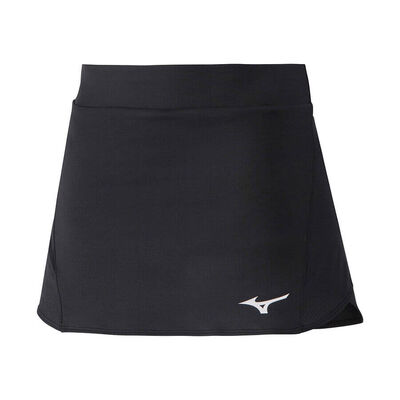 Flex Skort Kadın Tenis Eteği Siyah