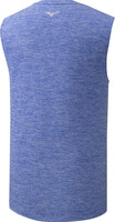 Impulse Core Sleeveless Erkek Kolsuz T-shirt Mavi - Thumbnail