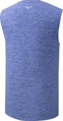 Impulse Core Sleeveless Erkek Kolsuz T-shirt Mavi