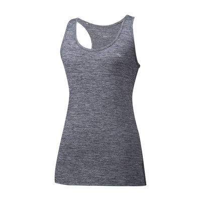 Mizuno İmpulse Core Tank Kadın T-shirt Gri