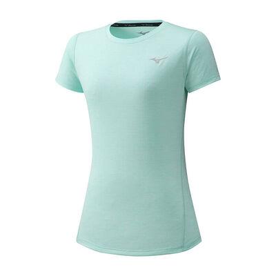 Mizuno İmpulse Core Tee Kadın T-shirt Yeşil