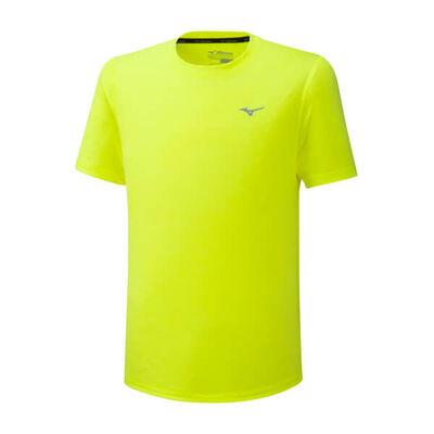 Mizuno İmpulse Core Tee Erkek T-Shirt Sarı