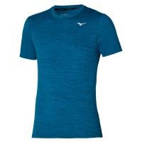 Impulse Core Tee Erkek T-shirt Mavi - Thumbnail