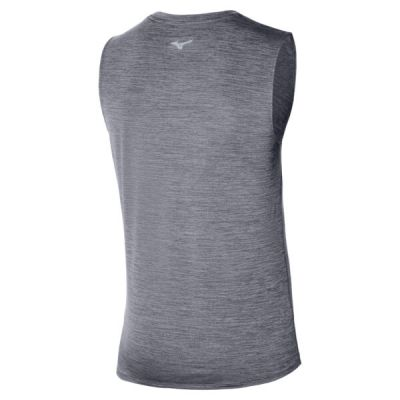 Impulse Core Tee Sleeveles Erkek Kolsuz T-shirt Gri