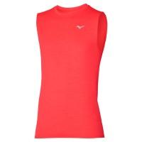 Impulse Core Tee Sleeveless Erkek Kolsuz T-shirt Kırmızı - Thumbnail