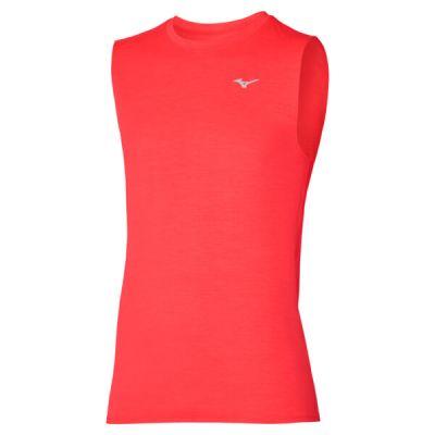 Impulse Core Tee Sleeveless Erkek Kolsuz T-shirt Kırmızı