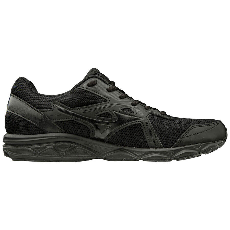 Mizuno Maximizer 22 Erkek Koşu Ayakkabısı Siyah