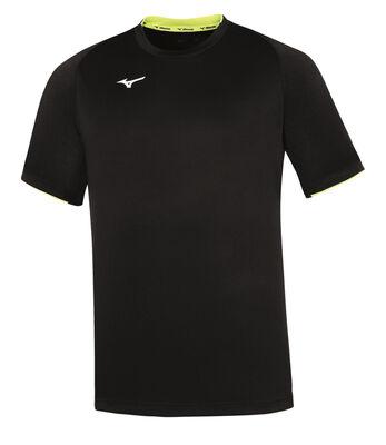 Mizuno Men Core Ss Tee Erkek T-shirt Siyah