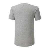 Runbird Tee T-Shirt Gri/Desenli - Thumbnail