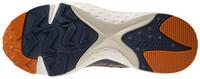 Mizuno Mondo Control Premium Unisex Günlük Giyim Ayakkabısı Gri/Mavi - Thumbnail