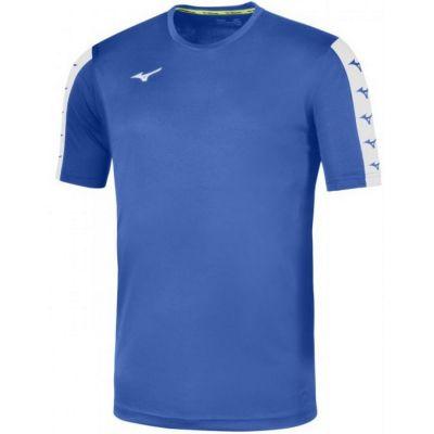 Nara Tee Erkek T-shirt Mavi/Beyaz