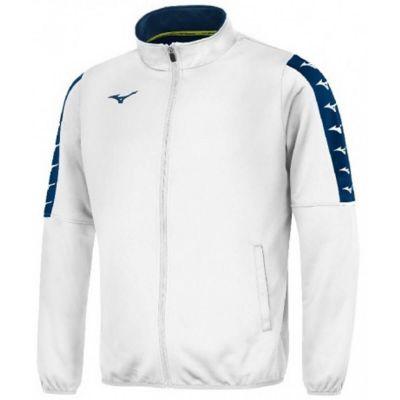 Nara Track Jacket Erkek Sweat Beyaz/Lacivert