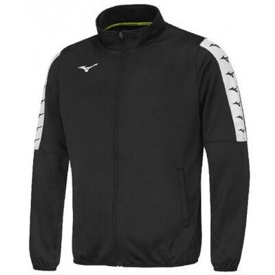 Nara Track Jacket Erkek Sweat Siyah/Beyaz