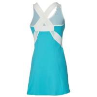 Printed Dress Kadın Tenis Elbisesi Mavi - Thumbnail