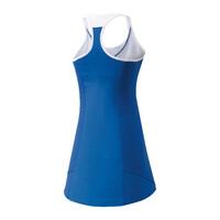 Mizuno Printed Dress Tenis Elbisesi Mavi - Thumbnail