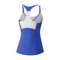 Mizuno Printed Tank Kadın T-shirt Lacivert - Thumbnail