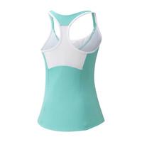 Mizuno Printed Tank Kadın T-shirt Su Yeşili - Thumbnail