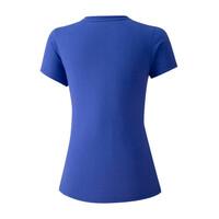 Mizuno Rb Tee Kadın T-Shirt Mor - Thumbnail