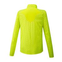 Mizuno Reflect Wind Jacket Erkek Yağmurluk Sarı - Thumbnail