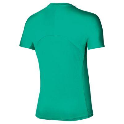 Mizuno Shadow Graphic Tee Erkek Tshirt Yeşil