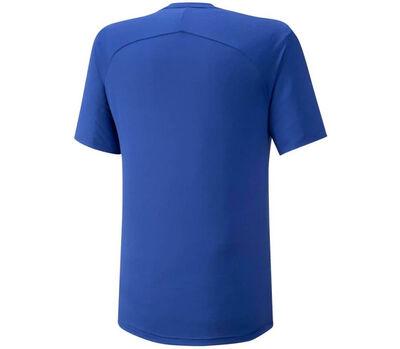 Mizuno Shadow Tee Erkek T-shirt Mavi