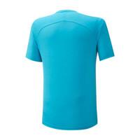 Shadow Tee Erkek T-Shirt Mavi/Desenli - Thumbnail