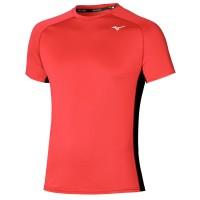 Solarcut Tee Erkek T-shirt Kırmızı - Thumbnail
