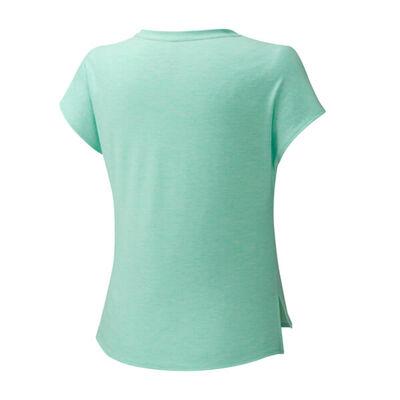 Mizuno Style Tee Kadın T-Shirt Yeşil