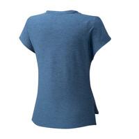 Style Tee Kadın T-Shirt Mavi - Thumbnail