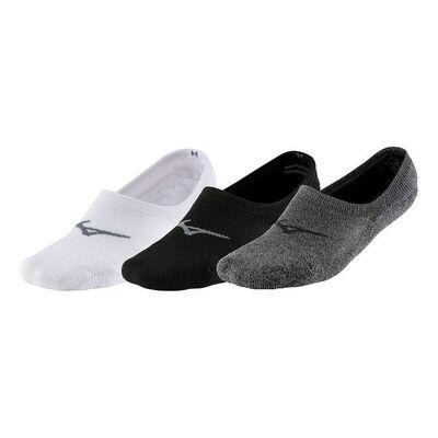 Mizuno Super Short Socks 3P Unisex Çorap Beyaz